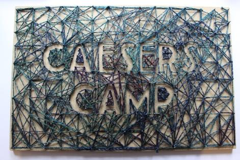 Caesers Camp 3D Piece